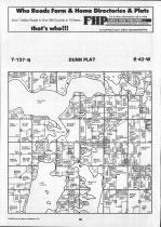 Map Image 033, Otter Tail County 1991